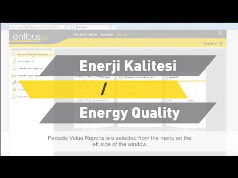 Enerji Kalitesi / Energy Quality