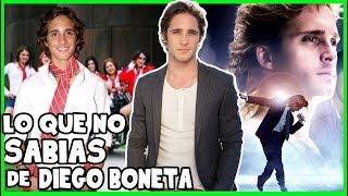 17 Curiosidades de DIEGO BONETA (Luis Miguel la serie, Pretty Little Liars, Rebelde)