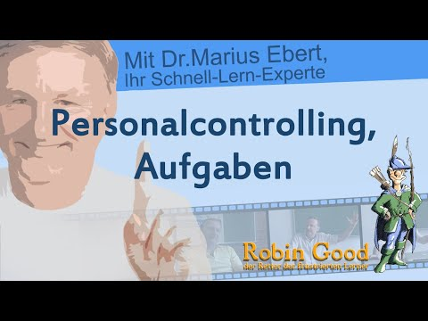 Personalcontrolling, Aufgaben