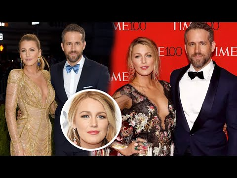 Blake Lively Family Video With Husband Ryan Reynolds