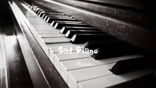 Sad Piano - Base De Rap Romántico Instrumental Emotional