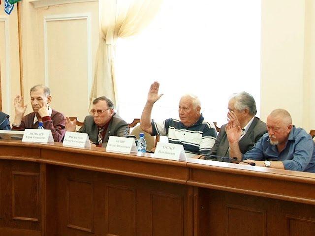 Актуальные проблемы обсудили в Общественной палате Ангарска