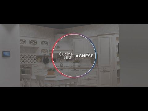 Modello Agnese, Cucine LUBE | Store Guidonia Montecelio (RM) - Esposizione - LUBE CREO Store Guidonia (Roma)