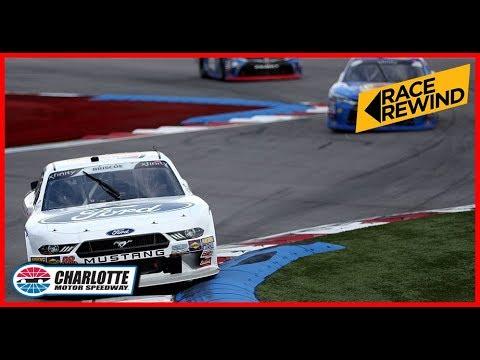 Race Rewind: Xfinity Series race from Charlotte in 15