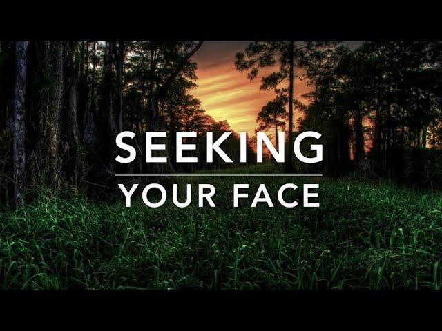 Seeking Your Face Holy Spirit - Deep Prayer Music | Spontaneous Worship Music | Alone With HIM