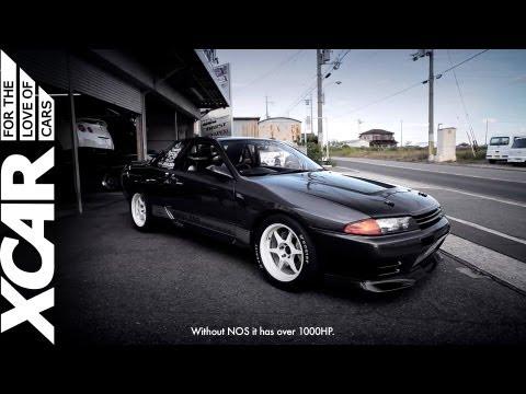 1200BHP Nissan Skyline GT-R R32 - XCAR