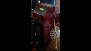 Калорифер на жидком топливе 2800 м3 в час с улиткой