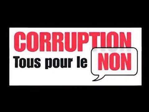 NON A LA CORRUPTION
