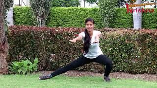 Exercise   fitness / Female Aerobics