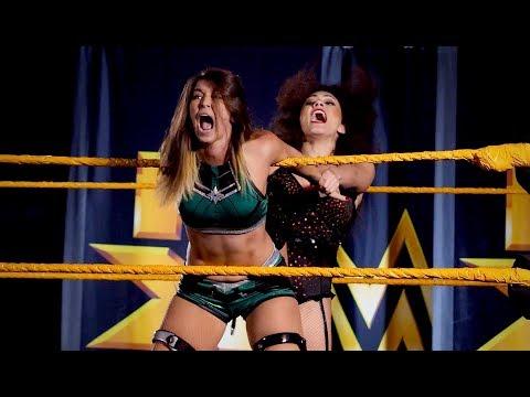 Tegan Nox vs Vanessa Borne / NXT / 60FPS