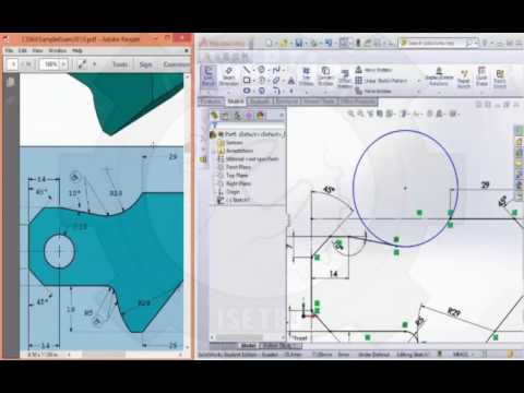 SolidWorks CSWA Practice Exam Solutions | CONCEPTART ...