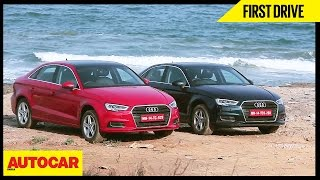 2017 Audi A3 Facelift   First Drive   Autocar India