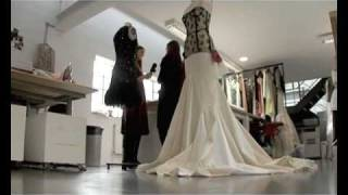 Behind-the-Scenes At Jenny Packham
