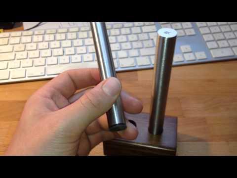 Ersteindruck WMF 0634546040 Salz- und Pfefferstreuerset Bauhausstil