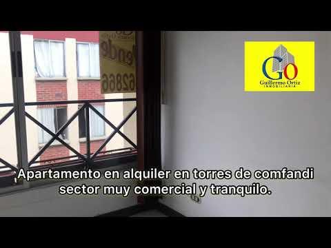 Apartamentos, Venta, Torres de Comfandi - $120.000.000