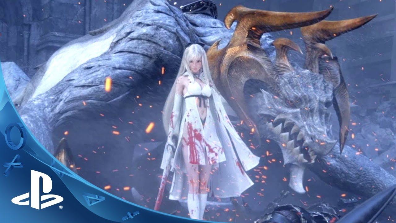 Final Drakengard 3 DLC Out Today on PS3