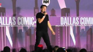 Dallas Comic Con-FanDays (Février 2016)