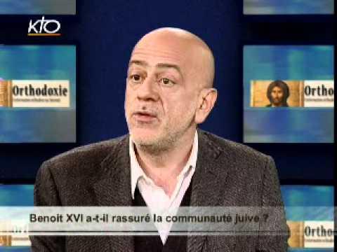 Benoît XVI a-t-il rassuré la communauté juive ?