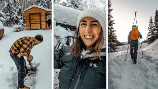 A DAY IN A LIFE | Winter in Colorado's Rocky Mountains by Tamsin Danielle