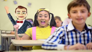 Art Class Experiment in School | Educational Video for Kids