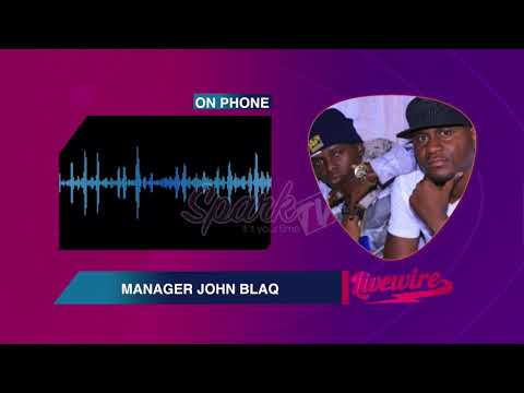 John Blaq's manager speaks out on theft allegations