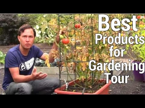 Best Products For Gardening At Gardeners Supply Tour Mp3