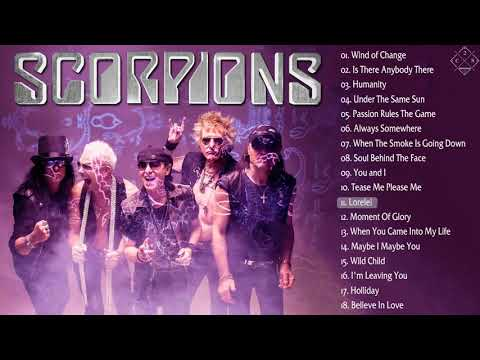 Scorpions Gold 2020 | The Best Of Scorpions | Scorpions Greatest Hits Full Album