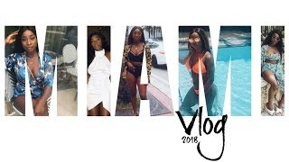 Miami Vlog 2018 - Memorial Weekend - London Girls