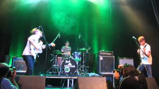 The Saurs - Wax Flower - Bilborock 23 10 2014