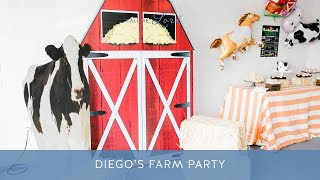 Diegos Farm Party!