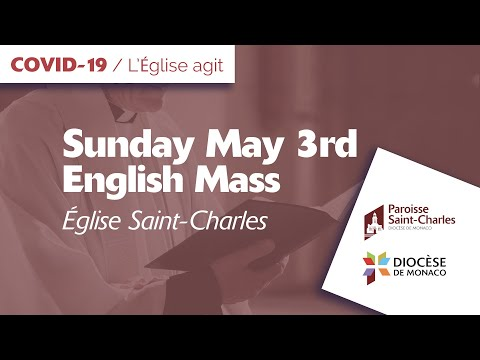 English Mass for the 4th Sunday of Easter