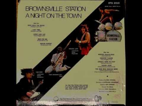 Brownsville Station/ Country flavor
