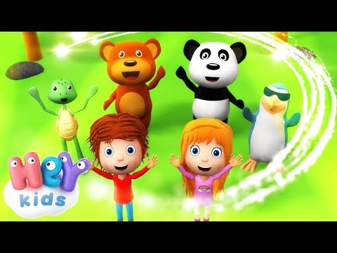 Арам Зам Зам - Детски Песни - Компилация 15 минути | HeyKids видео