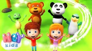 Арам Зам Зам - Детски Песни - Компилация 15 минути | HeyKids