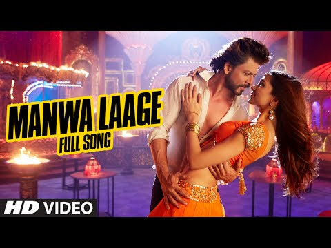 OFFICIAL: 'Manwa Laage' FULL VIDEO Song | Happy New Year | Shah Rukh Khan | Arijit Singh Mp3