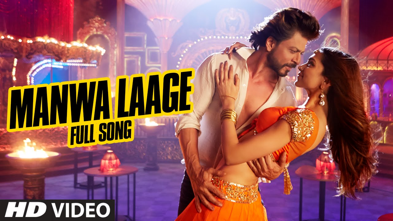 Manwa lage lyrics - Shreya Ghoshal & Arijit Singh | lyrics for romantic song