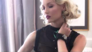 MANDELSTAM JEWELRYHOUSE /TO THE CATWALK- JEWERLY AND DRESSES / ANNA MANDELSTAM