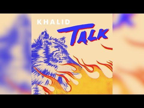 Khalid - Talk (Instrumental) D/L Link In Bio