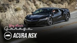 2017 Acura NSX - Jay Leno's Garage