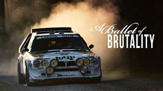 This Lancia Delta S4 Is A Ballet Of Brutality