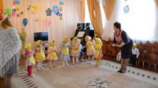 """Танец """"Мы- матрешки"""""""