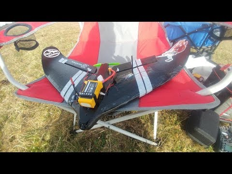 FTC HUNTER 680mm DELTA WING INAV CRUISING