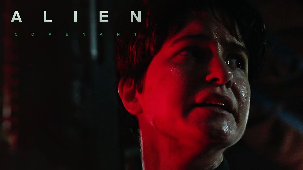Alien: Covenant - She Won't Go Quietly