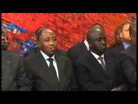 Côte D'Ivoire (Réconciliation, PAIX, Cohésion sociale) - Les Audiences du Président de La République S.E.M Alassane OUATTARA (Audience accordée à la CONARIV): La Commission Nationale pour la Réconciliation et l'Indemnisation des Victimes