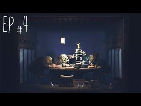 "Little Nightmares - EP #4 (""Living room"" - Гостиная)"