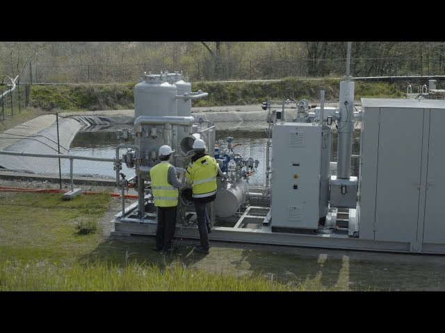 ACCOR-Biogas purification and appreciation. By Arol Energy