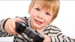 Salud visual. Consejos para jugar con los videojuegos