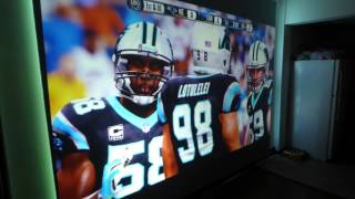 WHAT MADDEN 16 LOOK LIKE ON THE CRYSTAL EDGE TECHNOLOGY SCREEN DARK SILVER