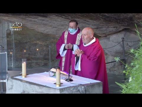Messe de 10h à Lourdes du 13 mars 2021