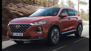 2019 Hyundai Santa Fe - Features, Design and Driving